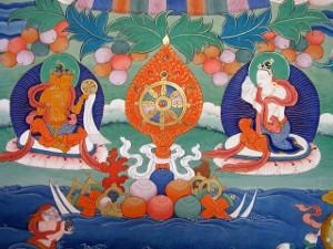 Offrande de mandala