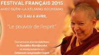 Festival du dharma au CMK France
